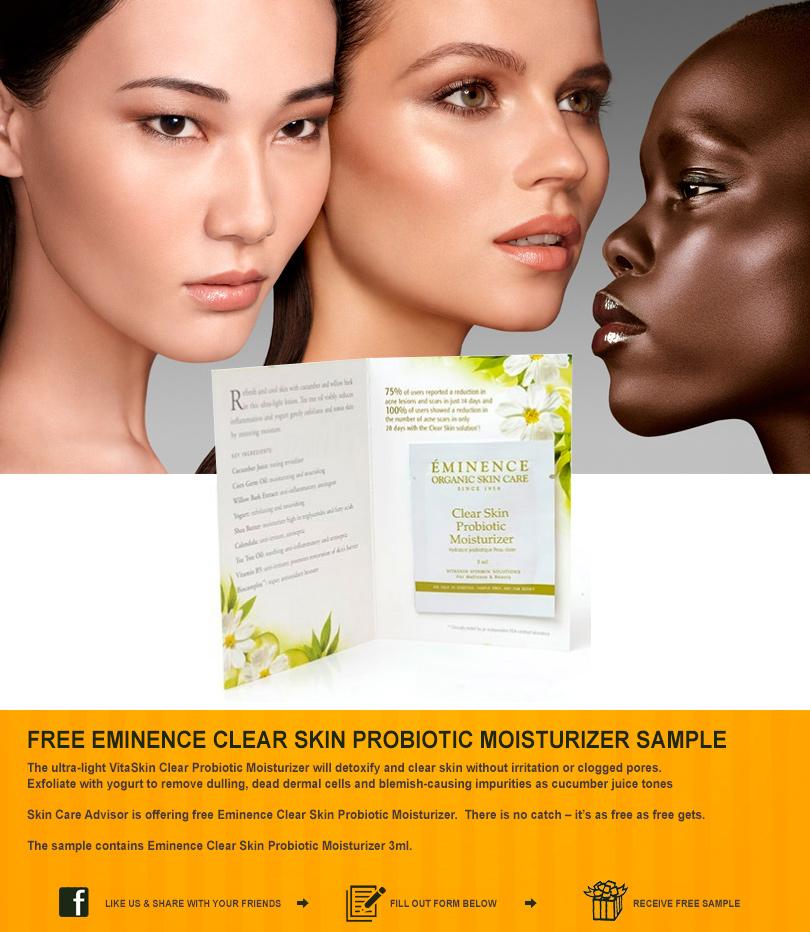 FREE Eminence Clear Skin Probi...